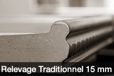Relevage traditionnel 15mn